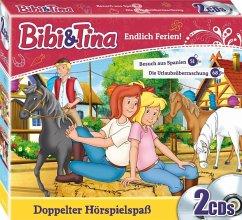 Bibi & Tina - Endlich Ferien!, 2 Audio-CDs