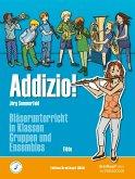 Addizio! Schülerheft, Flöte