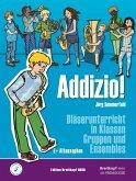 Addizio! Schülerheft, Altsaxophon