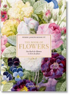 Redouté. The Book of Flowers - 40th Anniversary Edition - Lack, H. Walter;Lack, Hans W.