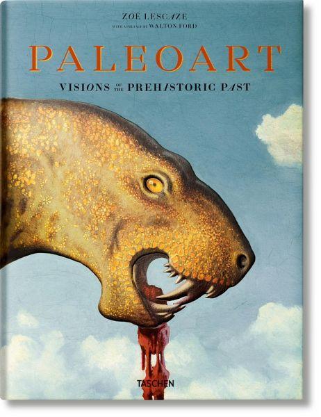 Paläo-Art: Darstellungen der Urgeschichte - Lescaze, Zoe