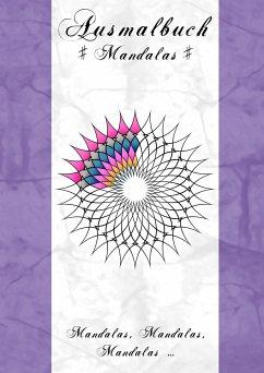 Ausmalbuch Mandalas