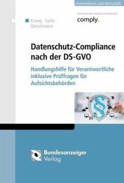 Datenschutz-Compliance nach der DS-GVO