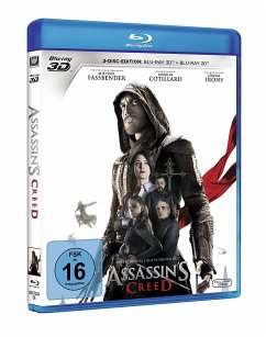 Assassin's Creed - 2 Disc Bluray