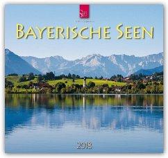 Bayerische Seen 2018