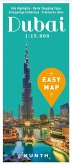 EASY MAP Dubai 1:15.000 / 1:100.000
