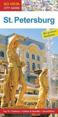 Go Vista City Guide Reiseführer St. Petersburg,...