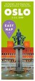 EASY MAP Oslo 1:11.500
