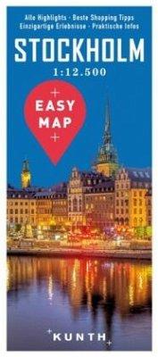 EASY MAP Stockholm 1:12.500