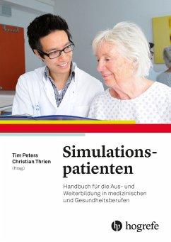 Simulationspatienten - Peters, Tim