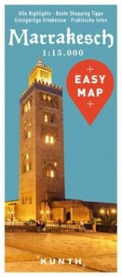 EASY MAP Marrakesch 1:15.000