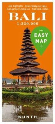 EASY MAP Bali 1:220.000