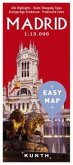 EASY MAP Madrid 1:13.000