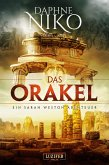 Das Orakel / Sarah Weston Bd.3 (eBook, ePUB)