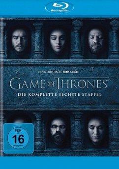 Game of Thrones - Die komplette sechste Staffel (4 Discs)