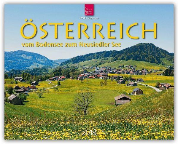 Neusiedlersee österreich  Österreich - Vom Bodensee zum Neusiedler See 2018 - buecher.de
