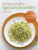 Kochen mit dem Spiralschneider (Mängelexemplar)