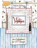 Essvergnügen - Das Eintragbuch für Lieblingsrezepte (Mängelexemplar)