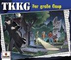 Ein Fall für TKKG - Der große Coup, 2 Audio-CDs
