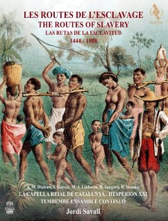 The Routes Of Slavery (+Dvd) - Savall/Hesperion Xxi/+