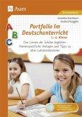 Portfolio im Deutschunterricht 1.-4. Klasse