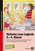Einfache Lese-Logicals - 2.-4. Klasse
