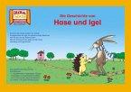 Kamishibai: Die Geschichte von Hase und Igel