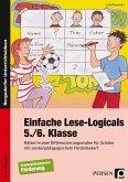 Einfache Lese-Logicals - 5./6. Klasse