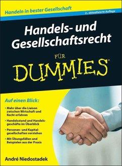 Handels- und Gesellschaftsrecht für Dummies (eB...