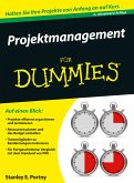 Projektmanagement für Dummies (eBook, ePUB)