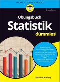 Übungsbuch Statistik für Dummies (eBook, ePUB)
