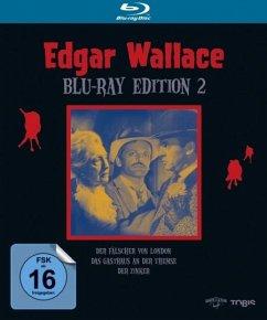 Edgar Wallace - Edition 2 BLU-RAY Box