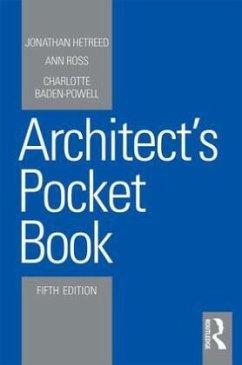 Architect's Pocket Book - Hetreed, Jonathan; Ross, Ann; Baden-Powell, Charlotte