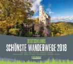 Deutschlands schönste Wanderwege 2018