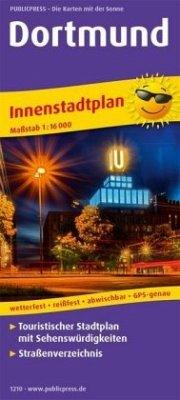 PublicPress Innenstadtplan Dortmund