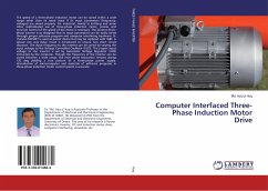 Computer Interfaced Three-Phase Induction Motor Drive