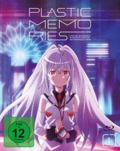 Plastic Memories - Volume1 - Episoden 1-6 Limited Edition