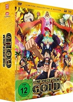 One Piece - Kinofilm - 12. Film: Gold Limited Collector's Edition