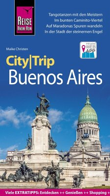Reise Know-How CityTrip Buenos Aires (eBook, PDF) - Christen, Maike