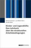 Kinder- und Jugendhilfe: Das Lehrbuch über die strukturellen Arbeitsbedingungen (eBook, PDF)