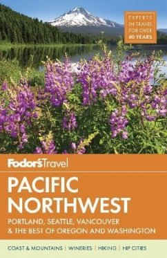 Fodor´s Pacific Northwest
