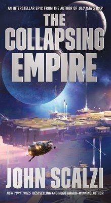 The Collapsing Empire - Scalzi, John