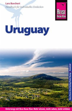 Reise Know-How Reiseführer Uruguay - Borchert, Lars