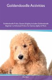 Goldendoodle Activities Goldendoodle Tricks, Games & Agility Includes