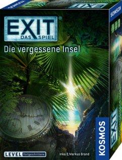 Exit - Das Spiel, Die vergessene Insel (Spiel)