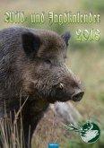 Wild- und Jagdkalender 2018