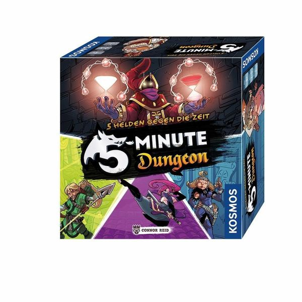 5-Minute Dungeon (Kinderspiel)