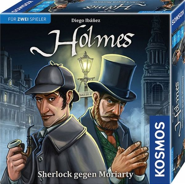 Sherlock Holmes Spiele