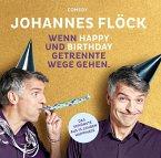 Wenn Happy und Birthday getrennte Wege gehen, 1 Audio-CD