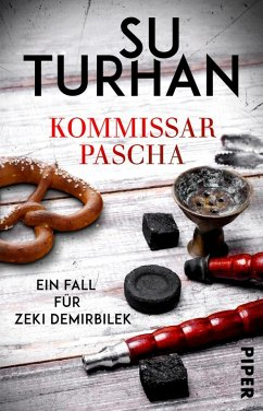Kommissar Pascha Bd.1 (eBook, ePUB) - Turhan, Su
